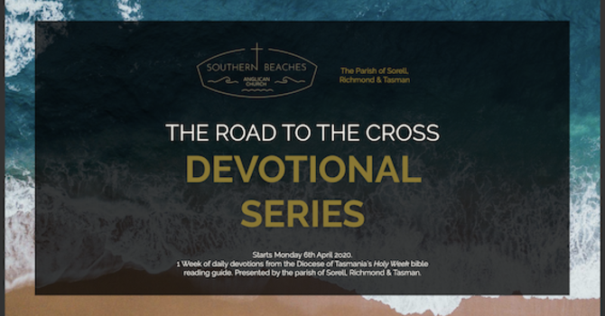 Road to the Cross Devotional image
