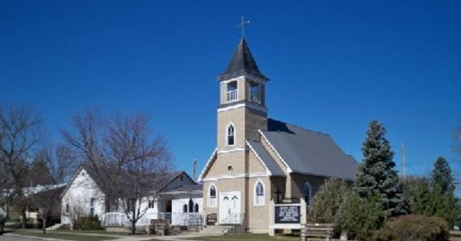 Christ Church, Nanton
