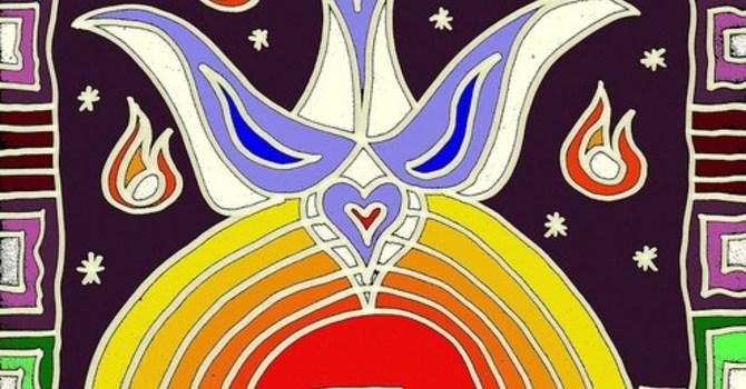 Pentecost Sermon by Lois Grierson image
