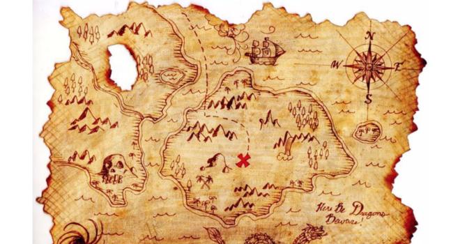 The Bible: Treasure or Treasure Map?