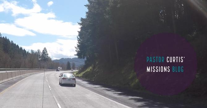 Pastor Curtis' Missions Blog image