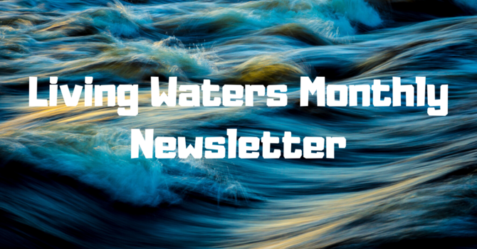 Living Waters Newsletter February 2020 image
