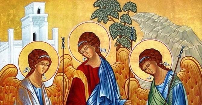 Trinity Sunday June 16, 2019 - Karen Hollis, Wisdom of God image