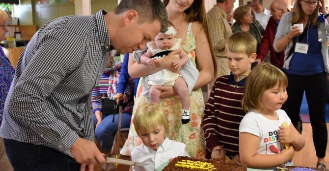 Celebration Sunday enjoyed by all image