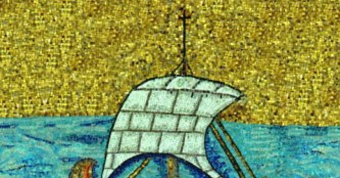 Sailing from Byzantium (Book Review) image