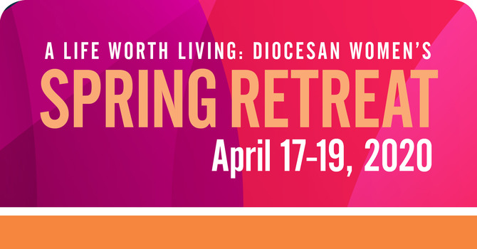 Diocesan Women's Retreat  - CANCELLED