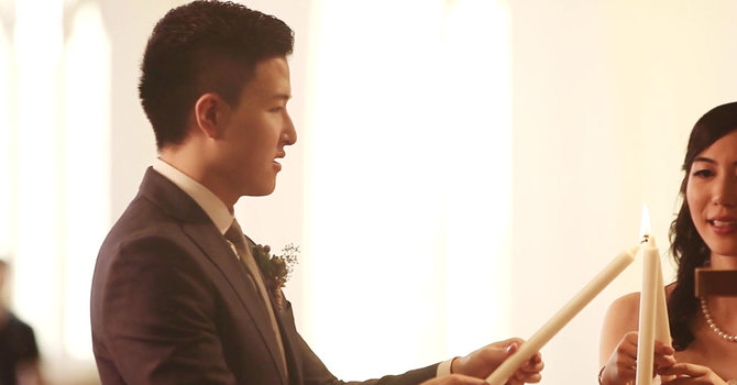 Vivian & Valmont's Wedding At Knox image