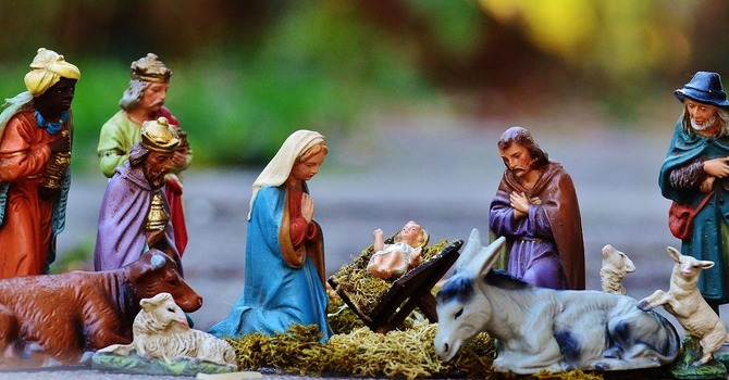 Revisiting the Nativity image
