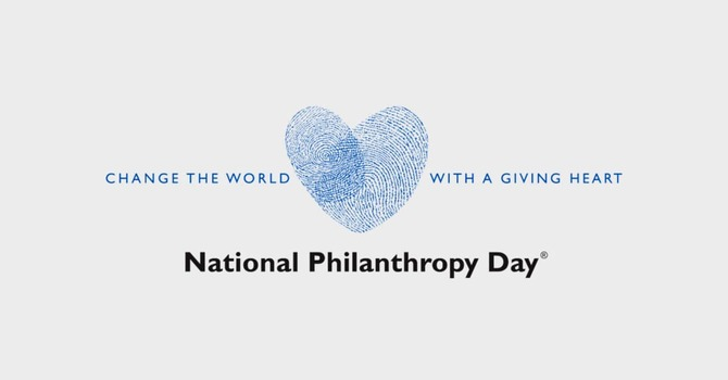 2016 National Philanthropy Awards image