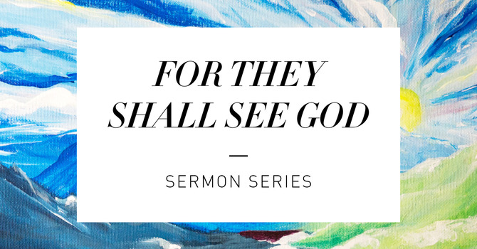 For They Shall See God image