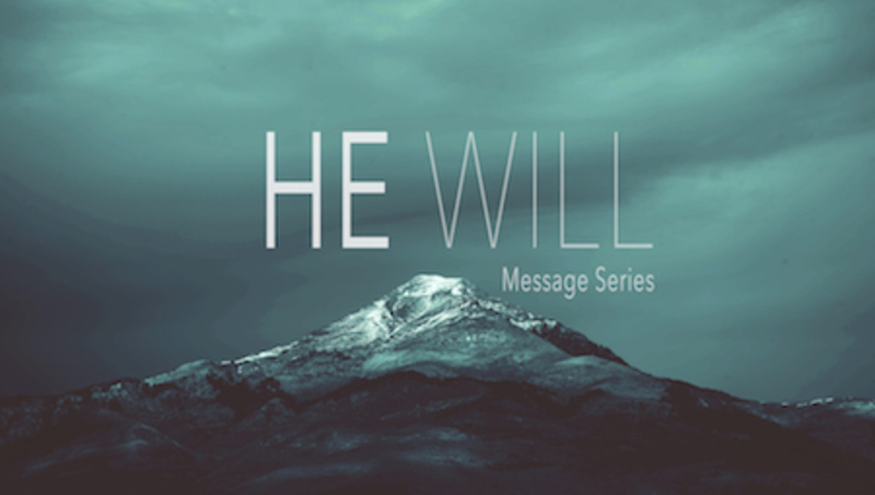 He Will Rescue You | pt3
