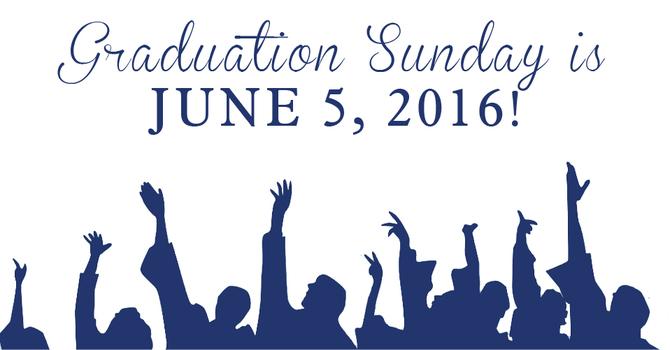 Graduation Sunday image