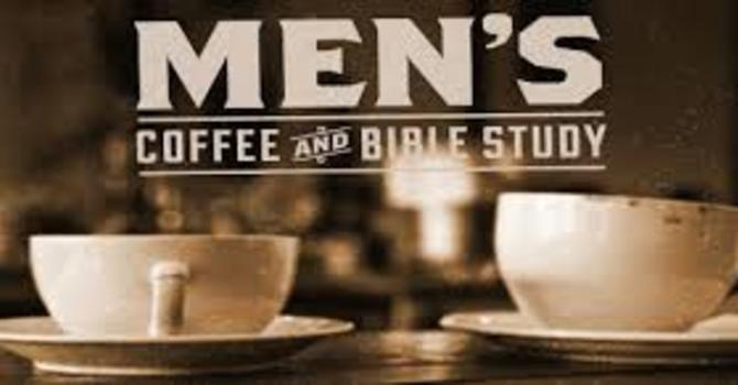 Men's Coffee & Conversation