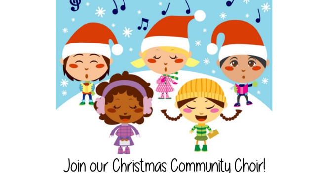 Christmas Community Choir image