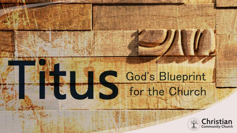 God's Blueprint for a Healthy Church