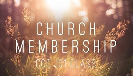 Church Membership 101