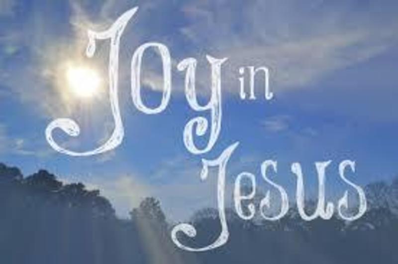Find Joy in Jesus Christ