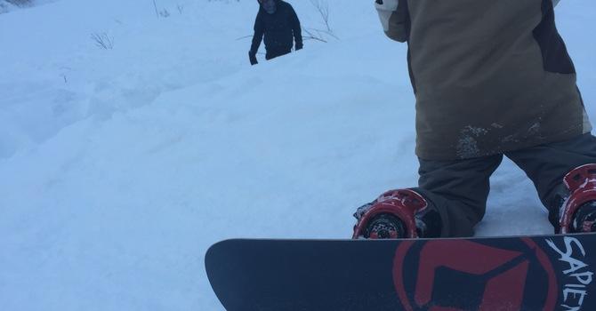 Marathon Monday ~ Alyeska Ski Trip image
