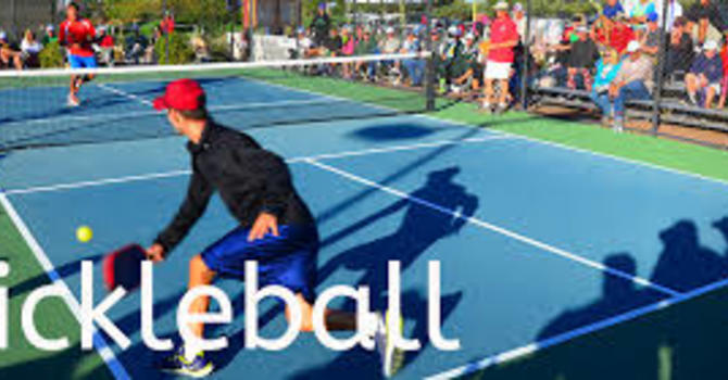 Pickleball (Suspended due to Covid)