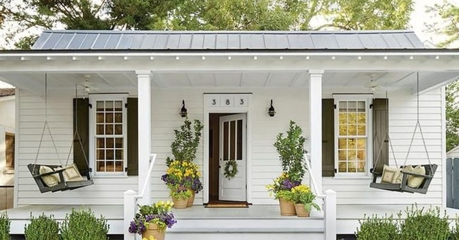 SERMON: On The Porch image