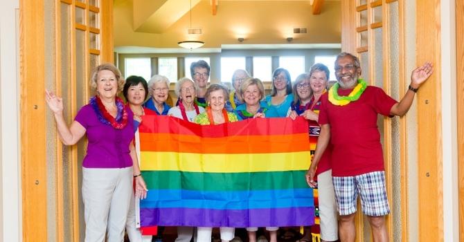 RICHMOND NEWS  - A Rainbow Connection image