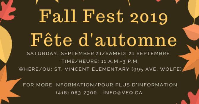FallFest/festival d'automne 2019 image