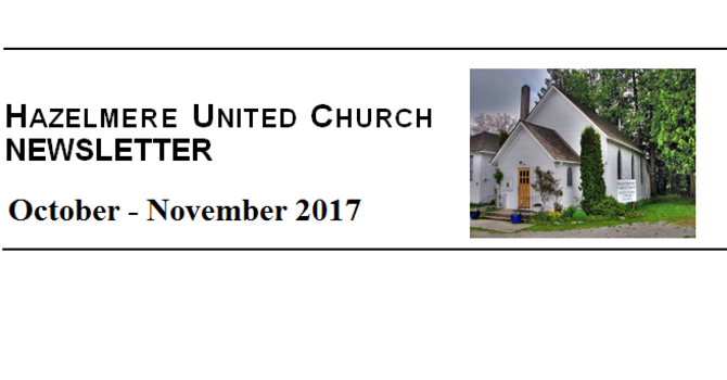 Newsletter-October_November 2017 image