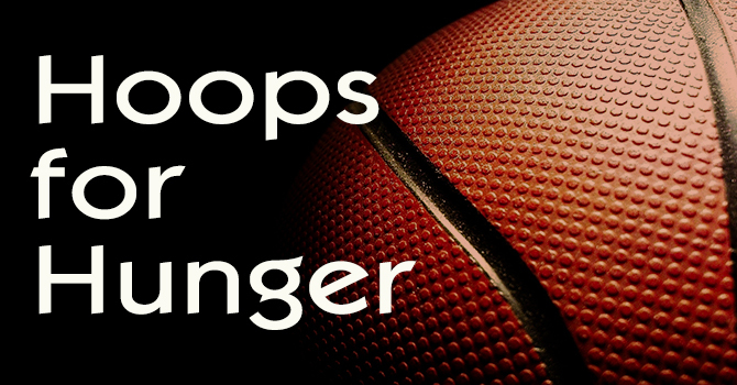 Hoops for Hunger image