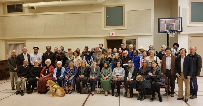 PEACE & TOGETHERNESS INTERFAITH EVENT WAS  WONDERFUL image