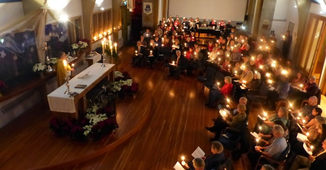 Christmas at St. George's image