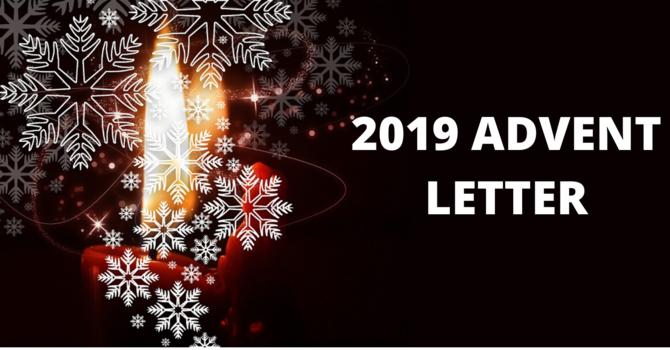 Parish Advent Letter 2019 image