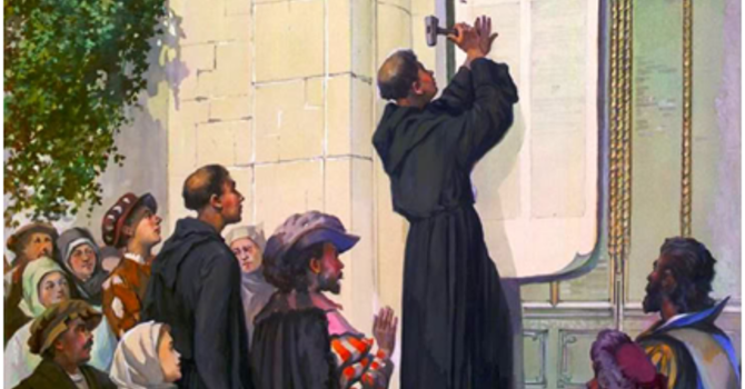 Luther's Legacy image