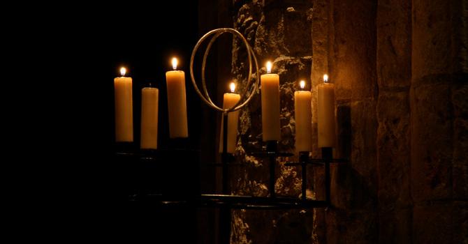 Light in dark places image