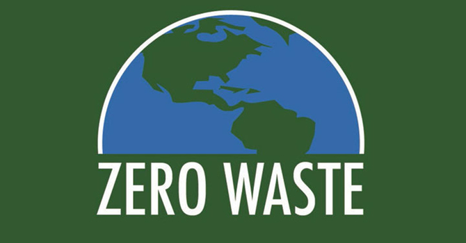 Let's have a zero waste Lent! image