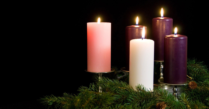 Advent begins Sunday December 1 image