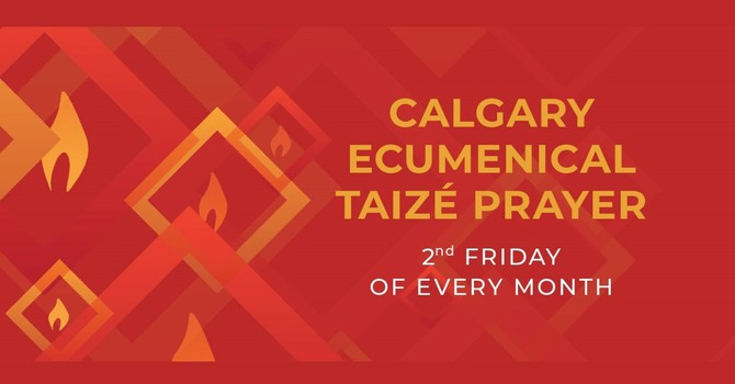 March Ecumenical Taizé Prayer