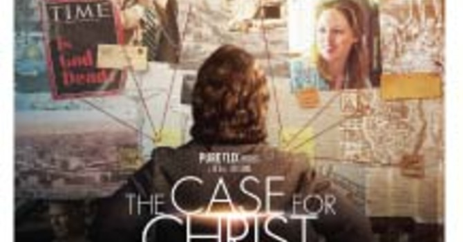 The Case For Christ image