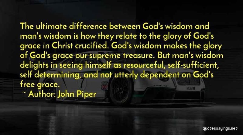 God's Odd Wisdom