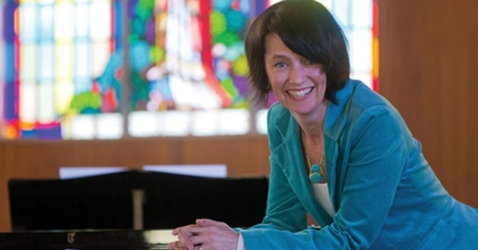 St. David's Music Director Debuts Original Advent Anthem