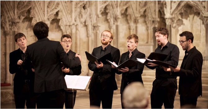 The Gesualdo Six  - Concert