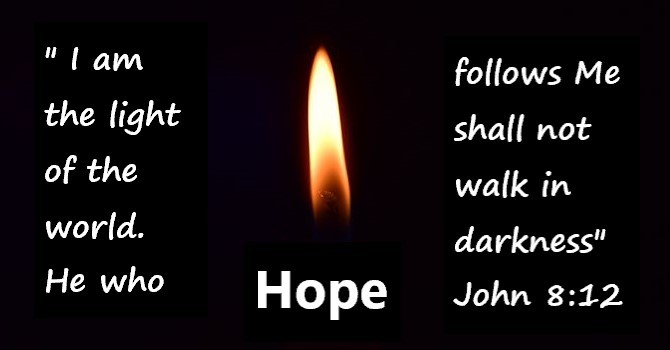 Hope-The First Sunday in Advent image