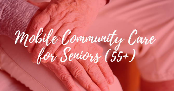 Mobile Community Care for Seniors (55+) ID Clinic image