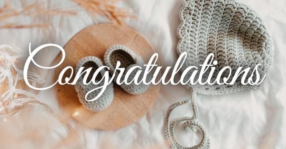 Congratulations Jorden & Tom
