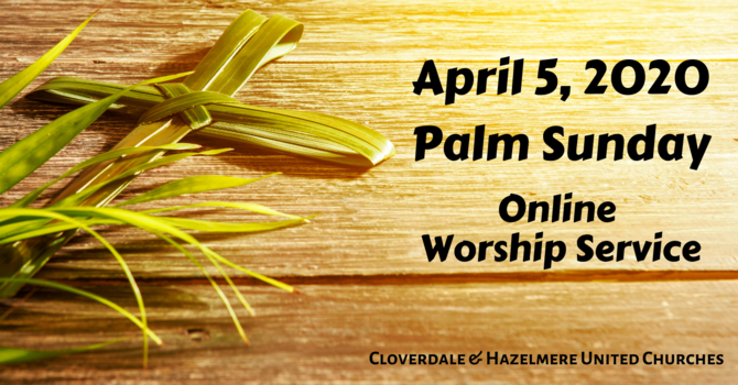 April 5 Worship Service image