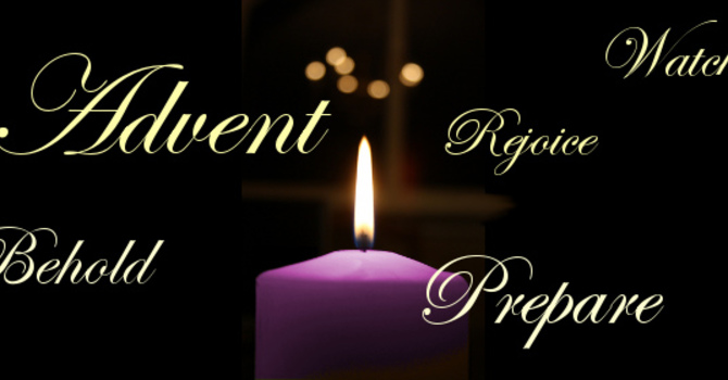 United Church Moderator's Advent Message image