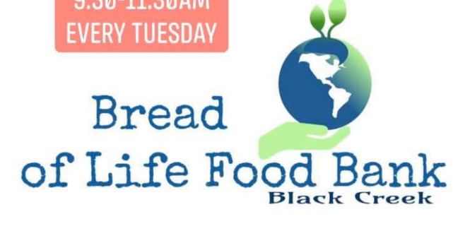 Black Creek Bread of Life Food Bank