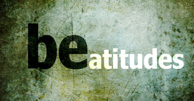 Matthew 5:1-12   image