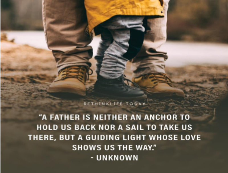 Father's Day: Celebrating Good Men (S)
