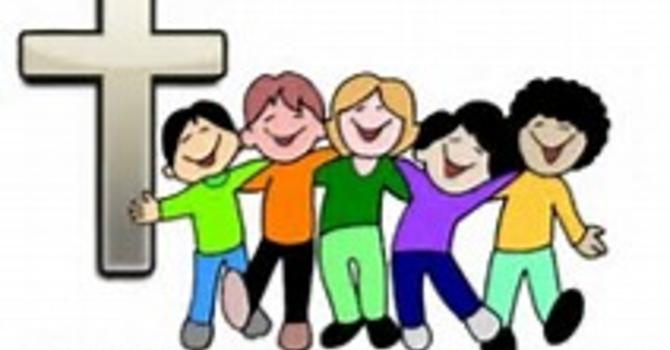 Sunday School image
