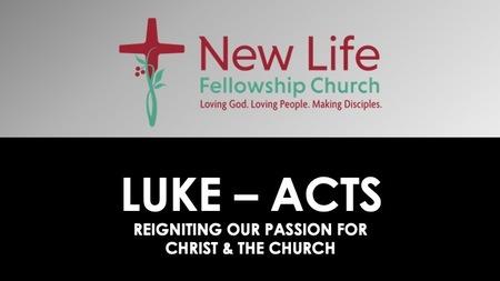 Luke-Acts